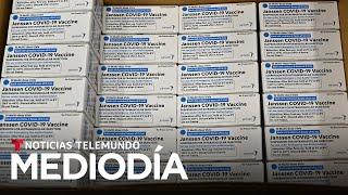 Noticias Telemundo Mediodía, 1 de marzo de 2021 | Noticias Telemundo