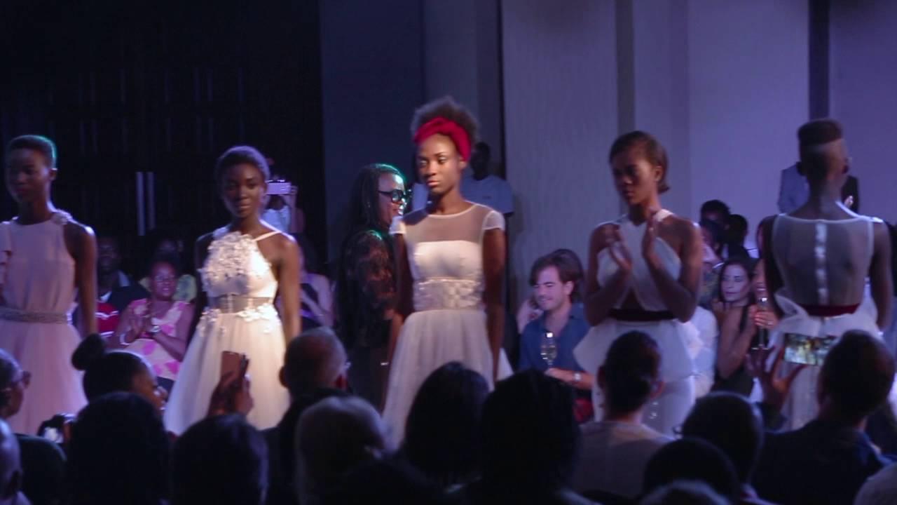 Ghana Fashion Design Week 2015 Runway Finale Highlights 5 Youtube