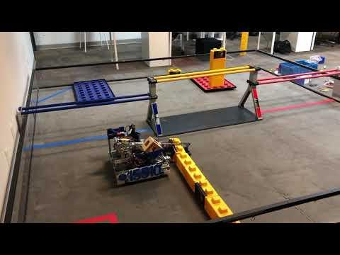 Pioneer Robotics #15510 Skystone Autonomous Mode - 33 Points