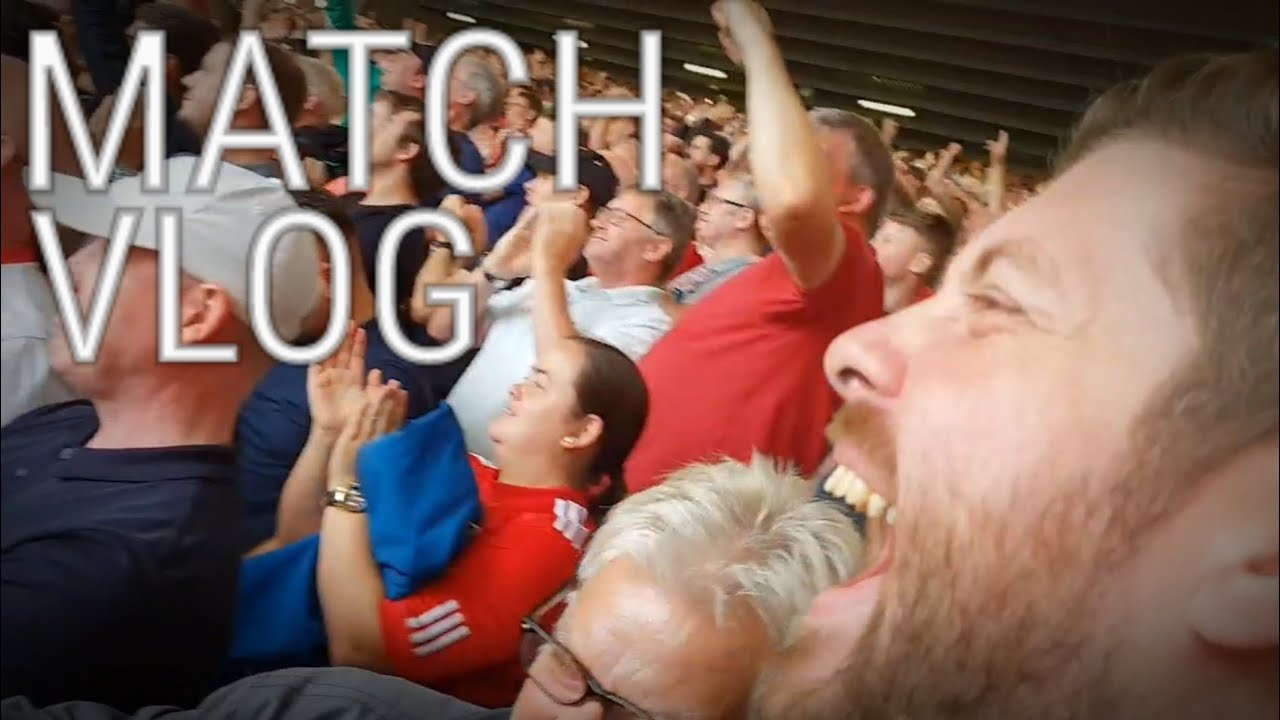 Download LIVERPOOL 4-0 WEST HAM MATCHDAY VLOG