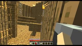 Myth hraje Minecraft - Part 11 - Tetrix