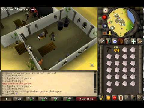how to make fast money in oldschool runescape