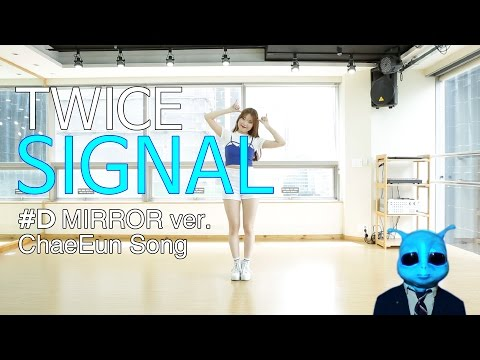 TWICE-SIGNAL Dance Cover(mirror) #D