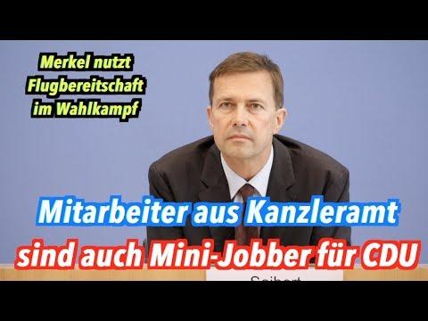 Merkels Kanzleramt schickt eigene Leute als