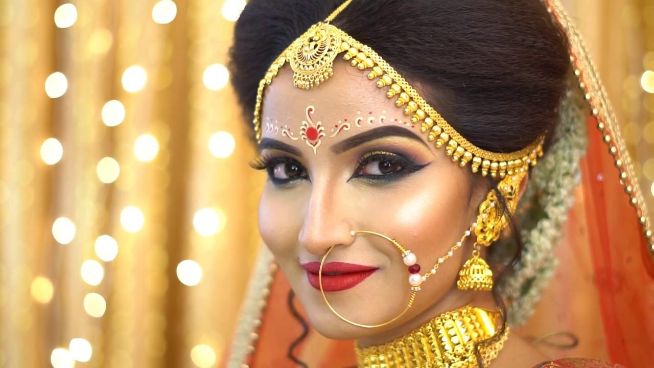 Surajit Saha Photography Bengali Hindu Bridal Makeup And