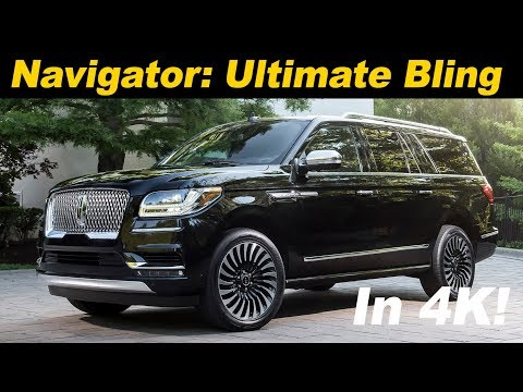 2018/2019 Lincoln Navigator Review and Comparison