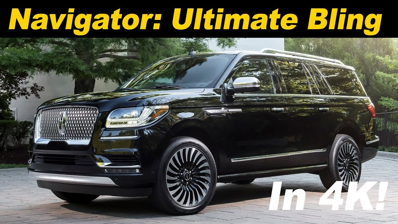 2018 2019 Lincoln Navigator Review And Comparison Youtube