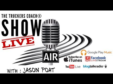 The truckers coach show live - Our new direction in helping truck drivers succeed in this industry