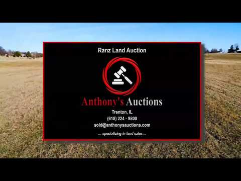 RANZ Land Auction in Aviston, IL by Anthony's Auctions