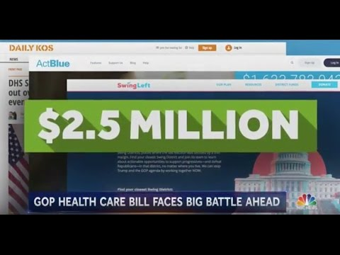 NBC Nightly News mentions Daily Kos fundraising surge