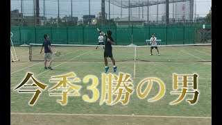Doubles Highlights 24「今季3勝の男」