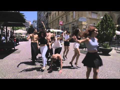 NAPOLI TEATRO FESTIVAL ITALIA 2015  -  Flash Mob