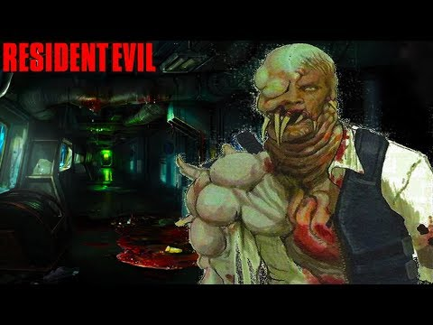 Resident Evil - Cancelled Creatures PART 3