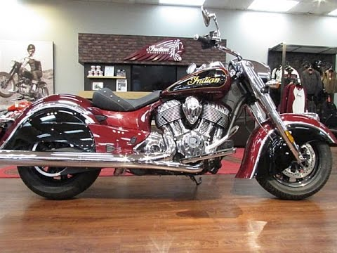 2017 Indian Chief Clic For