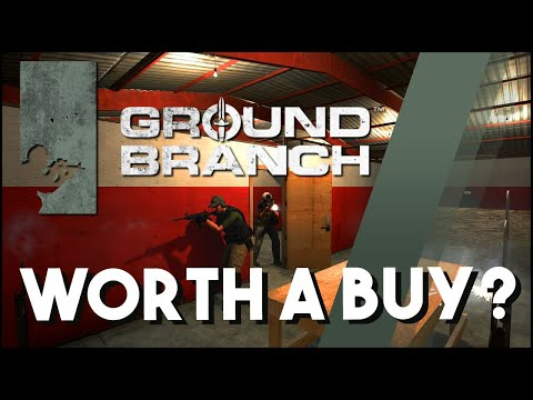 GROUND BRANCH Review:
