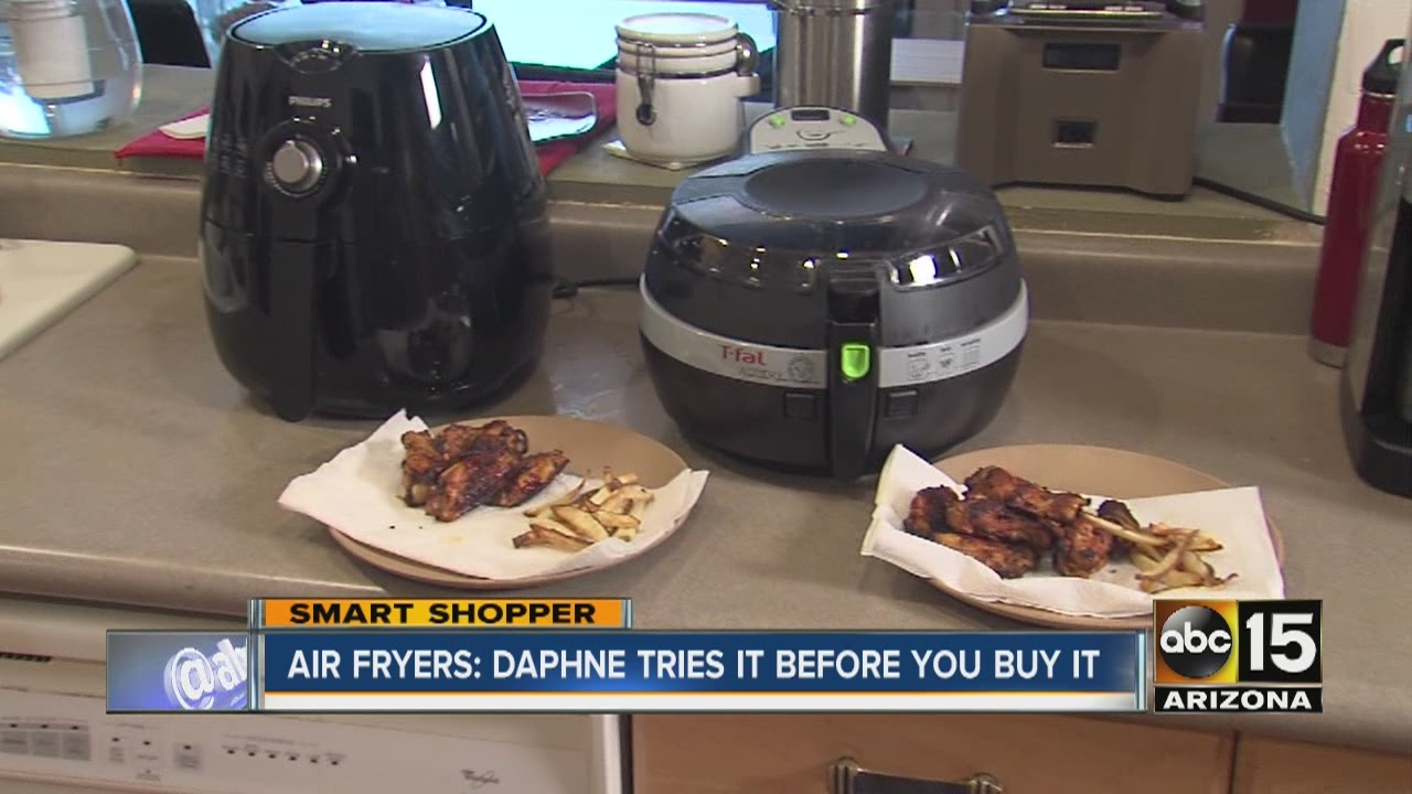 Smart Shopper Do Air Fryers Work Youtube