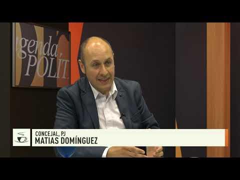 Sobremesa 07-11-19| Matías Domínguez - Concejal PJ