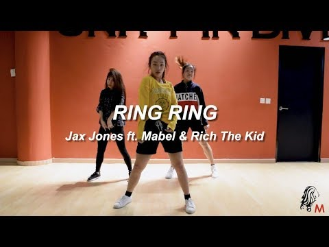 RING RING - JAX JONES FT. MABEL & RICH THE KID | G-STYLE WITH ANDREAS