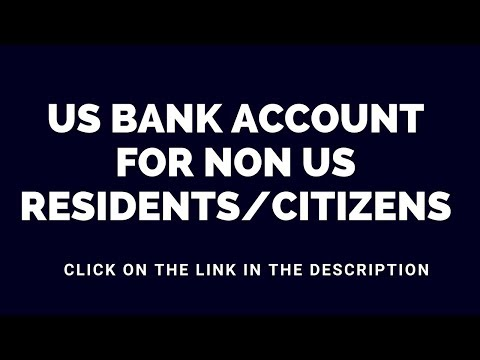 US Bank Account For Non-Resident: Open A US Bank Account & Get A Zen Card