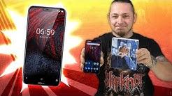 NOKIA X6 / 6.1 PLUS 📱 Mittelklasse-Konkurrenz mit Android One [Review, Technik, German, Deutsch]
