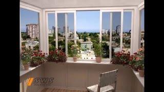 видео Раздвижные окна для террасы: обзор, установка, отзывы
