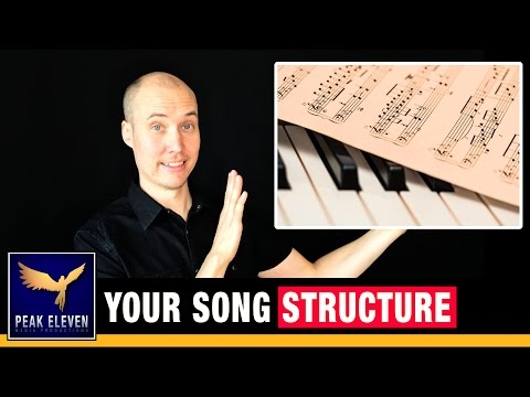 Song Structure: Your Music Story