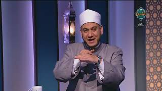 الشيخ خالد شعبان يجيب عن سؤال اليوم الخاص بمخارج الحروف في برنامج   مع التلاوة