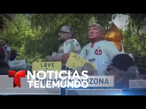 Noticias Telemundo, 22 de agosto de 2017 | Noticiero | Notic
