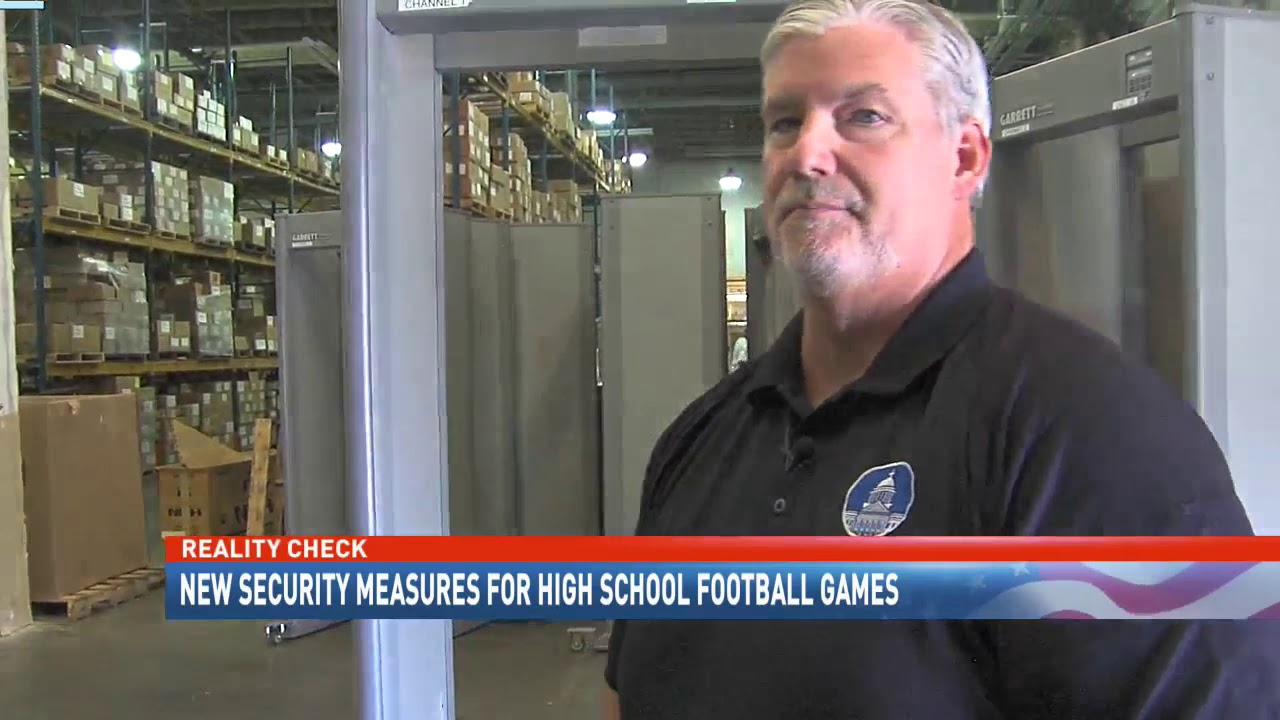 Clear bags, 2 other major changes coming to Mobile high school football  games - NBC 15 WPMI