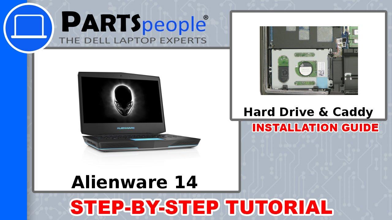 Dell Alienware 14 Seagate SSHD Driver for Windows