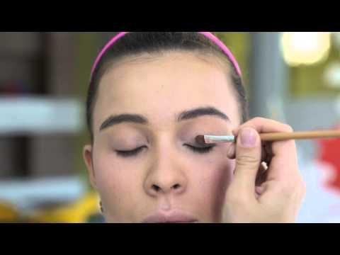 Легкий и быстрый макияж смоуки айс за 10 минут!