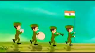विजयी विश्व तिरंगा प्यारा, झंडा ऊँचा रहे हमारा। | 26 January 2018 | Republic Day