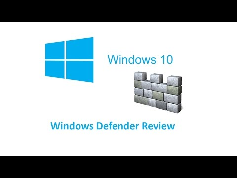 Windows Defender for Windows 10 Review - Does it Protect you? - Day 1