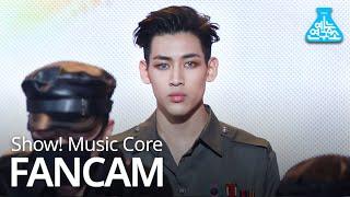 [예능연구소 직캠] GOT7 - Crash & Burn (BAMBAM), 갓세븐 - Crash & Burn (뱀뱀) @Show Music core 20191109
