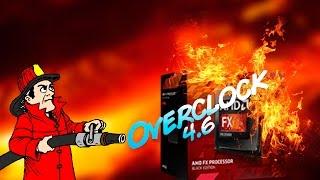 Overclock fx-4300 4.6GHZ