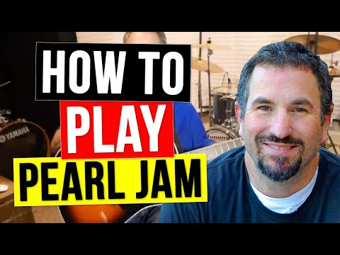 How to Play Alive on Acoustic Guitar - Pearl Jam Unplugged