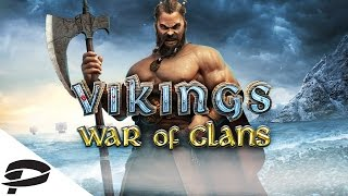 Vikings: War of Clans - Cinematics Trailer thumbnail