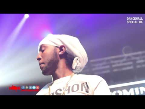 WORLMAG | VERSHON LIVE IN THE UK ( DANCEHALL SPECIAL UK 2016 )