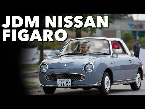 Nissan Figaro Cars & Coffee Trip