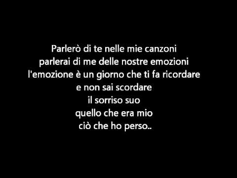 Michele Pecora - Era lei [Testo]