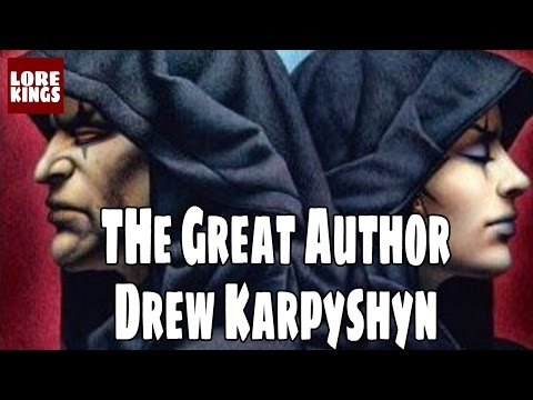 Awesome Author Drew Karpyshyn  Science Fiction Books  LoreKings