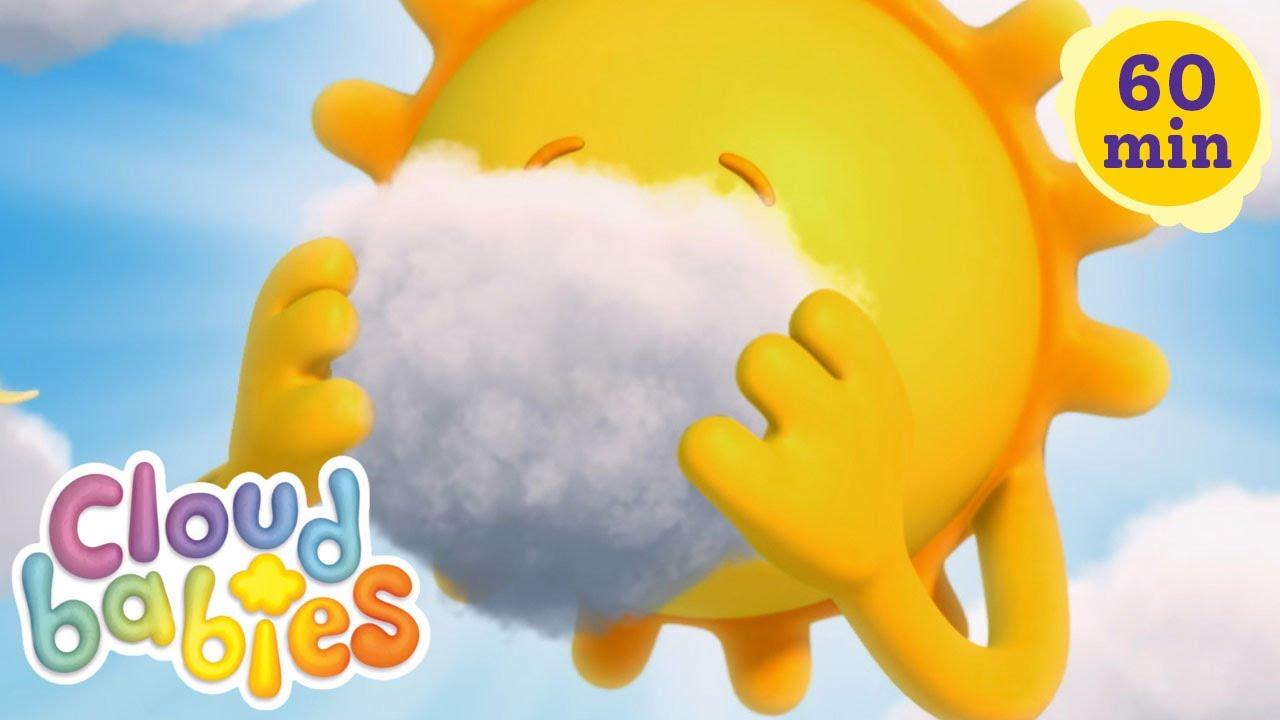 Anyone Seen Sun? ☀️& Other Bedtime Stories | Cloudbabies Episode Compilation | Cloudbabies Official