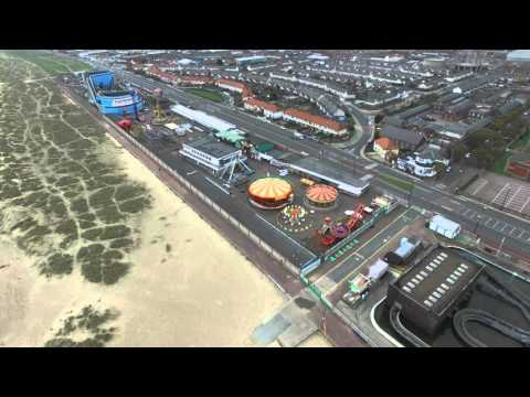 Great Yarmouth Drone Film in 4K
