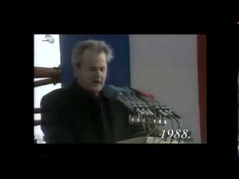 Председник Слободан Милошевић лето 1988.