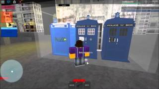 Doctor Who Roblox 1.1 Folie multiple