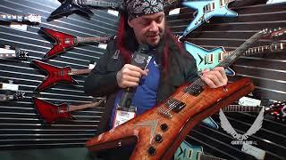 NAMM 2018 Dean Guitars- USA ML SPALT CUSTOM