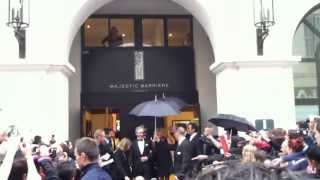 Cannes Film Festival 2013 - Steven Spielberg - Pre Red Carpet Opening Night
