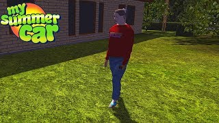 DATING with GIRLFRIEND (SUSKI) - WHERE IS PERFECT PLACE? - My Summer Car Update #4