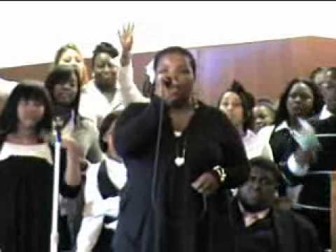 New Nazareth Mass Choir-I Love Jesus More Today