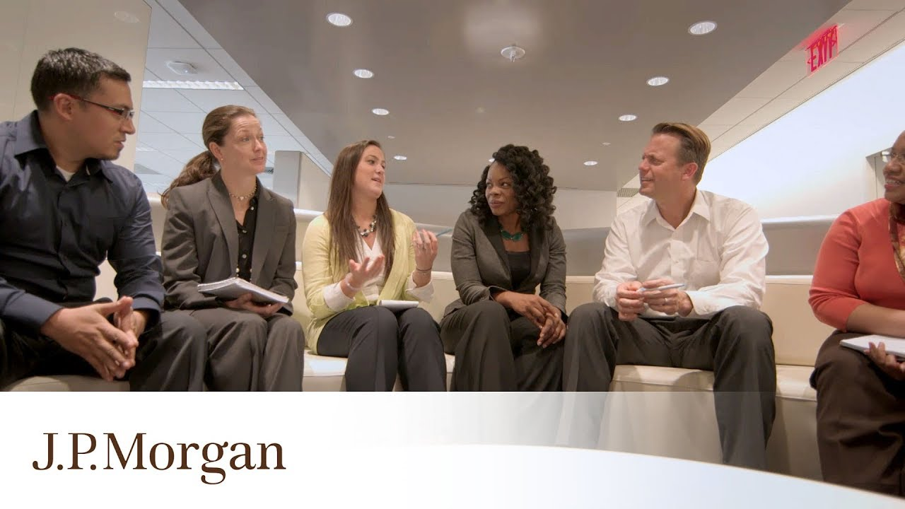 We Are J P  Morgan | Corporate & Investment Bank | J P  Morgan